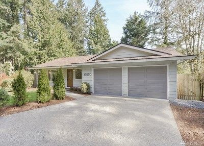 Redmond Single Family Home For Sale: 13530 NE 78th Place