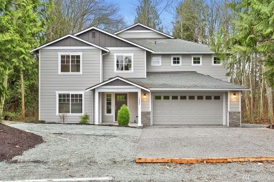 Stanwood Single Family Home For Sale: 7802 267th Place NW