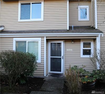 Des Moines Condo/Townhouse For Sale: 1221 S 238th Lane #605