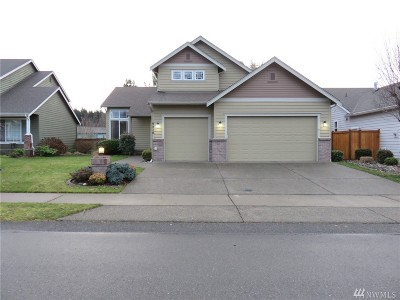 Puyallup Single Family Home For Sale: 9416 171st St E