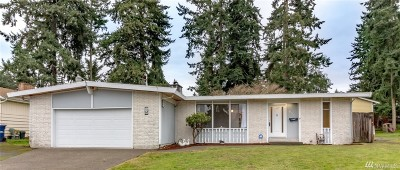 Federal Way Single Family Home For Sale: 631 S 304th St