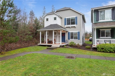 Snoqualmie Single Family Home For Sale: 34017 SE Strouf St #23