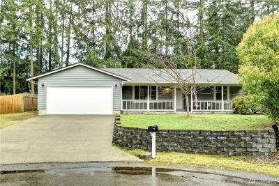 Graham WA Single Family Home For Sale: $369,999