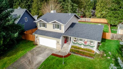 Puyallup Single Family Home For Sale: 8701 125th St Ct E
