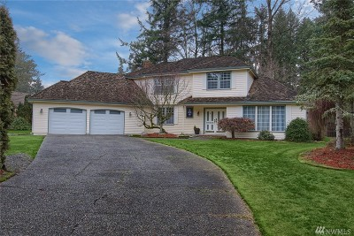 Puyallup Single Family Home For Sale: 7713 133rd St Ct E