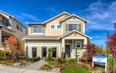 Lake Stevens WA Single Family Home Contingent: $484,950
