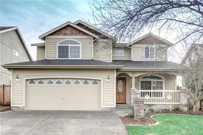Puyallup Single Family Home For Sale: 8704 134th St Ct E