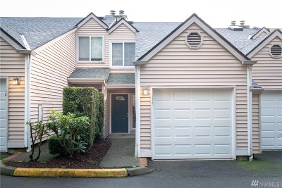 Federal Way Condo/Townhouse For Sale: 1825 S 330th St #B6