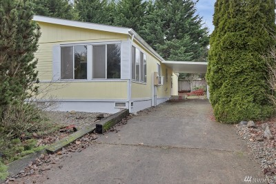 Puyallup Single Family Home For Sale: 19124 98th Av Ct E