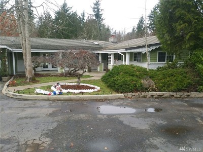 Puyallup Single Family Home For Sale: 13224 72nd Ave E