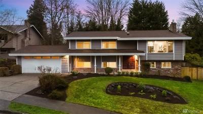 Redmond Single Family Home For Sale: 17402 NE 22nd St