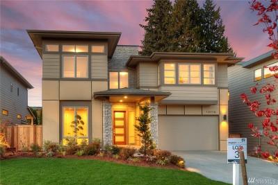 Kirkland Single Family Home For Sale: 13116 NE 101st Pl (L-3)