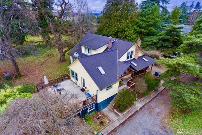 Bellingham WA Single Family Home For Sale: $595,000