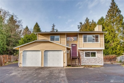 Lynnwood Single Family Home For Sale: 4417 138th Place SW