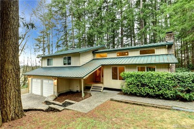Woodinville Single Family Home For Sale: 17619 194th Ave NE