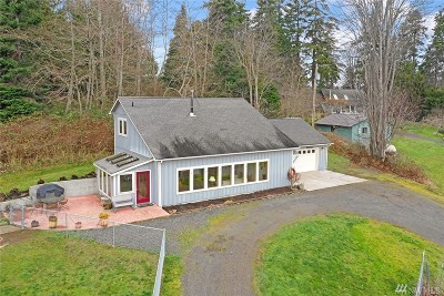 Port Ludlow Single Family Home For Sale: 591 Olympus Blvd