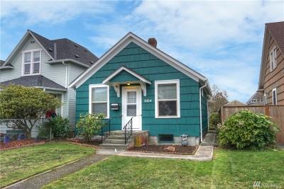 Everett Single Family Home For Sale: 2024 Rockefeller Ave