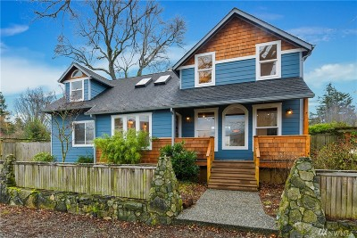 Anacortes, La Conner Single Family Home For Sale: 1513 13th St
