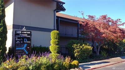 Renton Condo/Townhouse For Sale: 1425 S Puget Dr #103