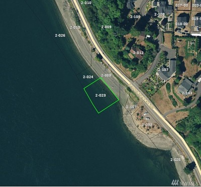 Residential Lots & Land For Sale: Xxx Tracyton Beach Rd NW
