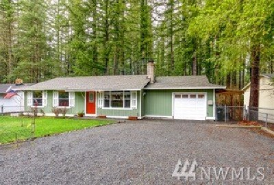 North Bend WA Single Family Home For Sale: $399,995