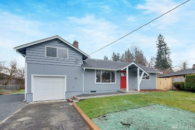 Spanaway Single Family Home For Sale: 19411 Twinkle Dr E