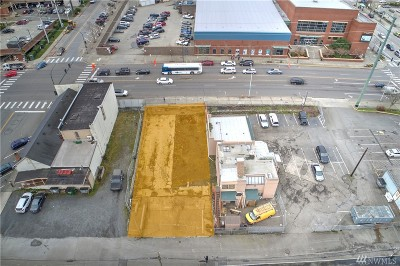 Everett Residential Lots & Land For Sale: 2931 Broadway