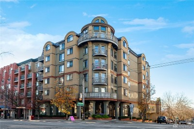Condo/Townhouse For Sale: 133 Queen Anne Ave N #102