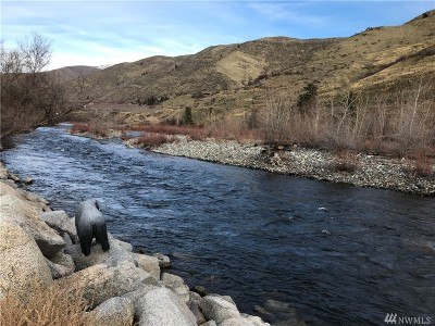 Douglas County, Chelan County Residential Lots & Land For Sale: 4254 Old Monitor Rd