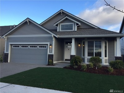 Lacey Single Family Home For Sale: 9609 9th Ave SE