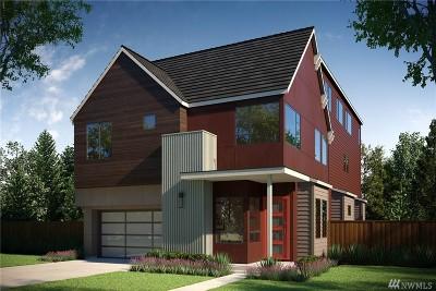 Redmond Single Family Home For Sale: 17656 NE 116th St #24