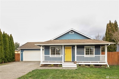 Sedro Woolley Single Family Home Sold: 441 Spring Lane