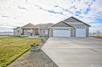 Moses Lake Single Family Home For Sale: 10259 Road 5.8 NE