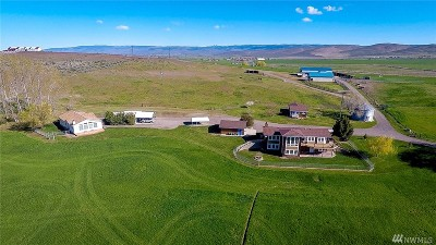 Farm For Sale: 1001 Koffman Rd