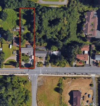 Bothell Commercial For Sale: 645 240th St SE