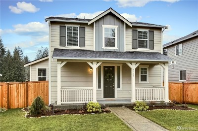 Lacey Single Family Home For Sale: 8325 22nd Ave SE