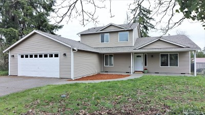 Olympia Single Family Home For Sale: 9604 Old Highway 99 SE