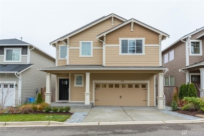 Bothell Condo/Townhouse Contingent: 15921 Meridian Ave S