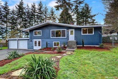 Lynnwood Single Family Home For Sale: 6128 Park Wy