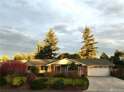 Burlington Single Family Home Sold: 806 Kodiak Dr