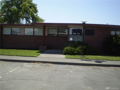 Moses Lake Commercial For Sale: 1036 W Ivy Ave