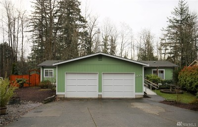 Bellingham Single Family Home For Sale: 1535 Hel Lyn Place