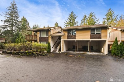Gig Harbor Condo/Townhouse For Sale: 4605 56th St NW #2A
