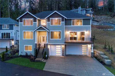 Bellevue WA Single Family Home For Sale: $1,548,000