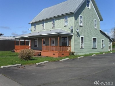 Elma Multi Family Home For Sale: 514 W Main St