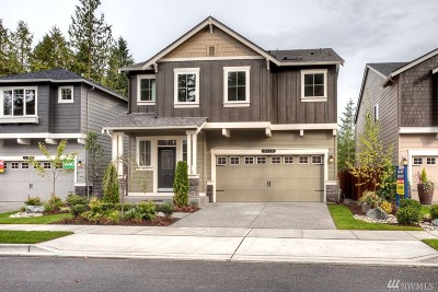 Puyallup Single Family Home For Sale: 10584 190th St E #165
