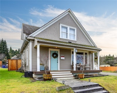 Tacoma Single Family Home For Sale: 3024 S 8th St