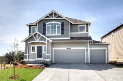 Puyallup Single Family Home For Sale: 10568 191st St E #113