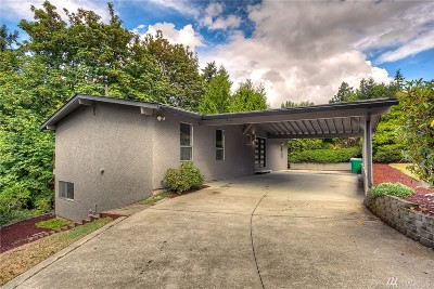 Renton Single Family Home For Sale: 19807 97th Ave S