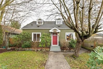Everett Single Family Home For Sale: 1421 Maple St